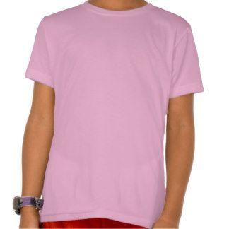 Kids' American Apparel Poly-Cotton Crew Neck T-Shi T Shirts