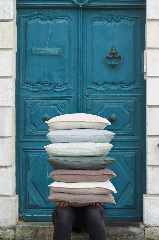 A.U Maison SS17. #aumaison #interior #homedecor #styling #danishdesign #danishproduction #outdoor #cushions #linen