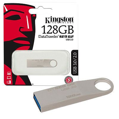 128gb new #kingston data traveler se9 g2 usb 3.0 flash #drive memory #stick 128gb,  View more on the LINK: http://www.zeppy.io/product/gb/2/401104739933/