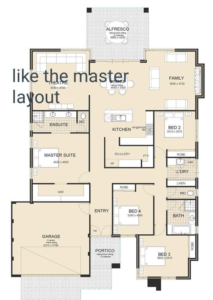 Pin By Linda Ndahafa Sheya On Floorplan Friday Single Storey House Plans New House Plans Home Design Floor Plans