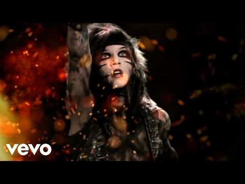 Black Veil Brides - Knives and Pens (OFFICIAL VIDEO) - YouTube
