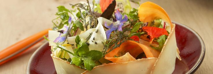 Recette de Salade courgette, carotte, fenouil et fromage d'Ossau Iraty Istara