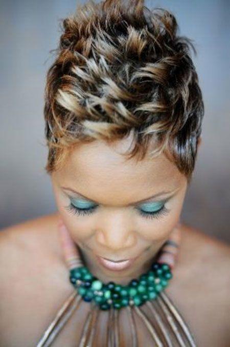 Black Women and Short Hair | 2013 Short Haircut for Women