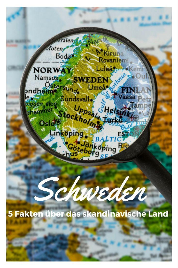 Kinderbücher wie Michel aus Lönneberga und Pippi Langstrumpf, leckere Zimtschnecken, stylische Möbel von IKEA, mitreißende Wikingergeschichten und minimalistische Mode von H&M – all das, verbinden die meisten Menschen mit Schweden. Wir möchten, dass Du Schweden noch besser kennenlernst und haben deswegen 5 Fakten über das nordische Land für Dich zusammengestellt, die Du bestimmt noch nicht kennst!