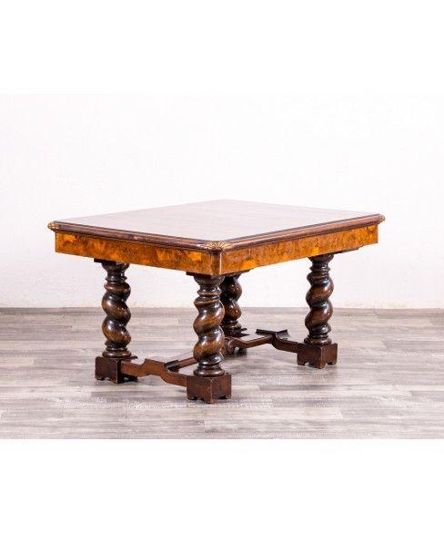 Mesa Antigua Art Decó 1920 #mesa #decoracion #mueble #salon #comedor ...