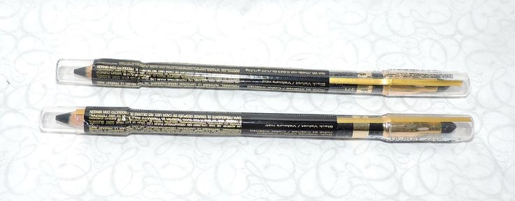 Eyeliner: 20 X Revlon Luxurious Color Eyeliner Eye Liner Smudger * Black Velvet * Sealed -> BUY IT NOW ONLY: $99.95 on eBay!