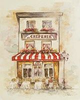 Cafe Du Paris II Fine-Art Print