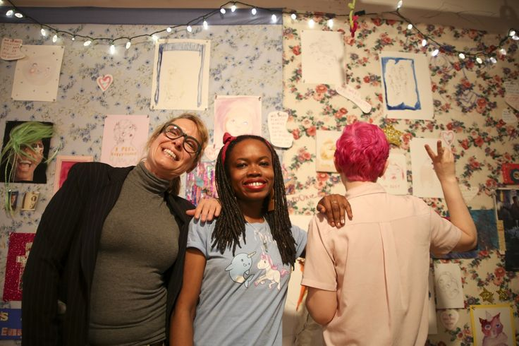 Art-A-Whirl 2017: The eye-catching art at Northeast galleries | City Pages #FriendshipIsMagic #CleaFelien #ambivalentlyyours
