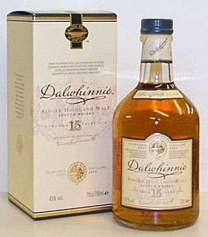Dalwhinnie 15 year Single Malt Scotch