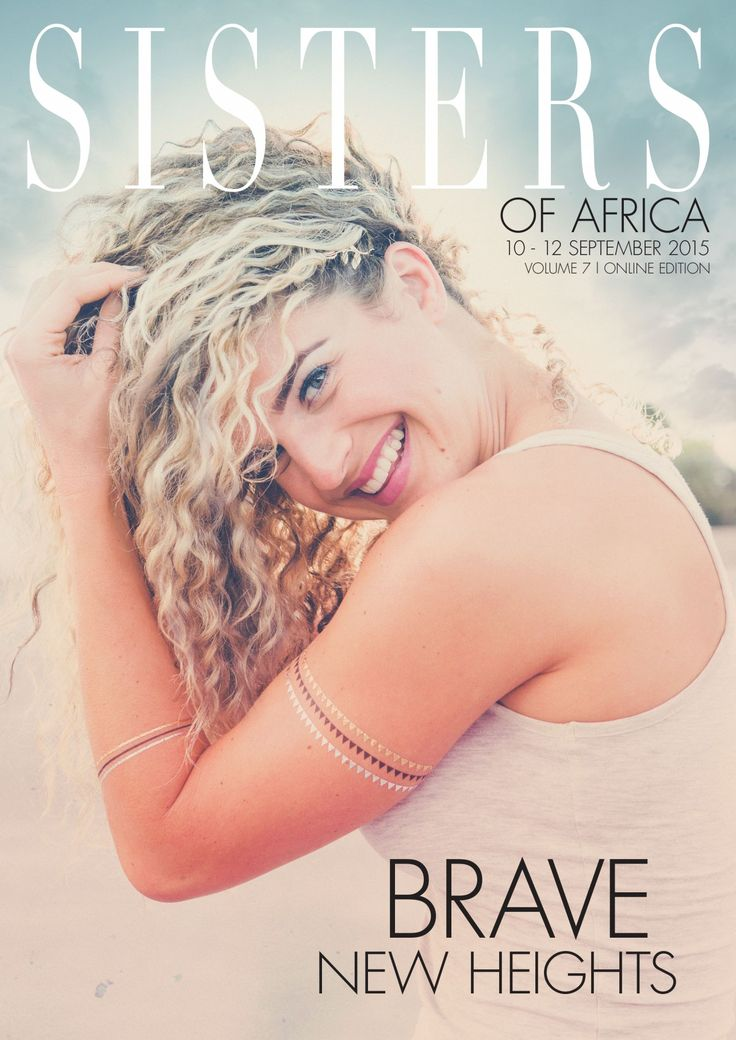 The Sisters of Africa magazine provides inspiration and encouragement to all women of all ages, race and walks of life, through a variety of interesting and relevant articles.