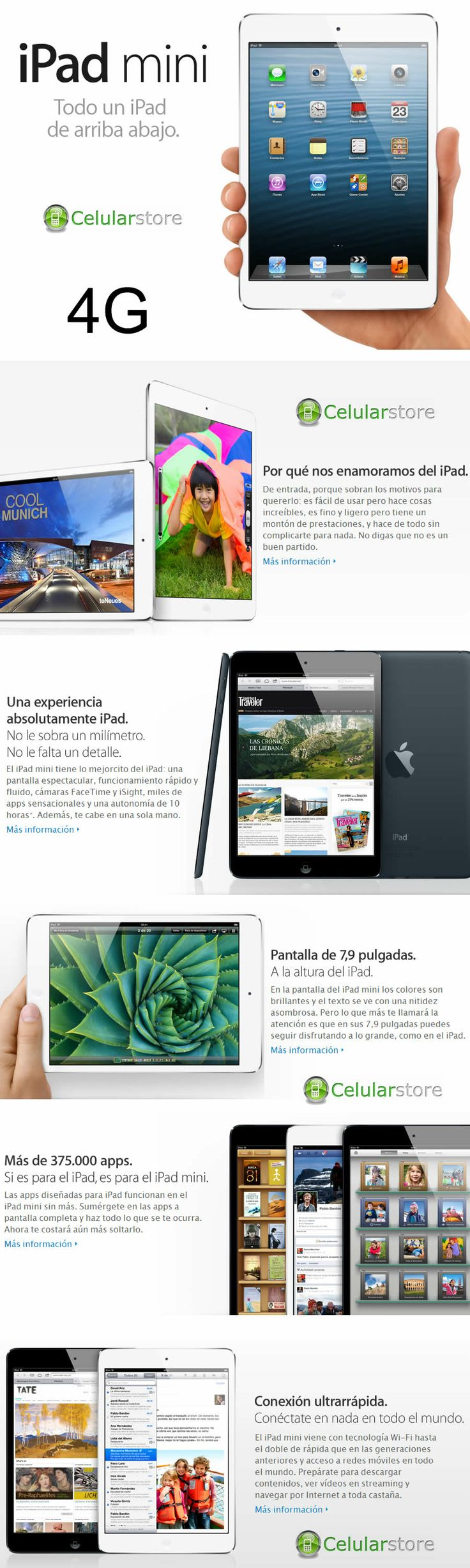 comprar apple ipad mini / venta apple ipad mini en argentina