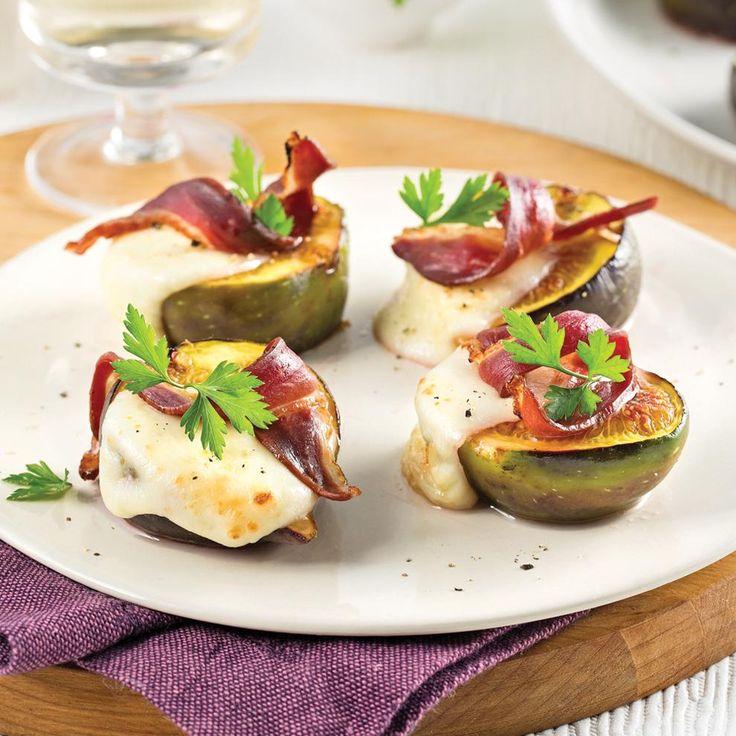 Découvrez des recettes faciles, chics et rapides de bouchées et entrées chaudes et froides parfaites