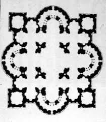 chiesa di san pietro plan
