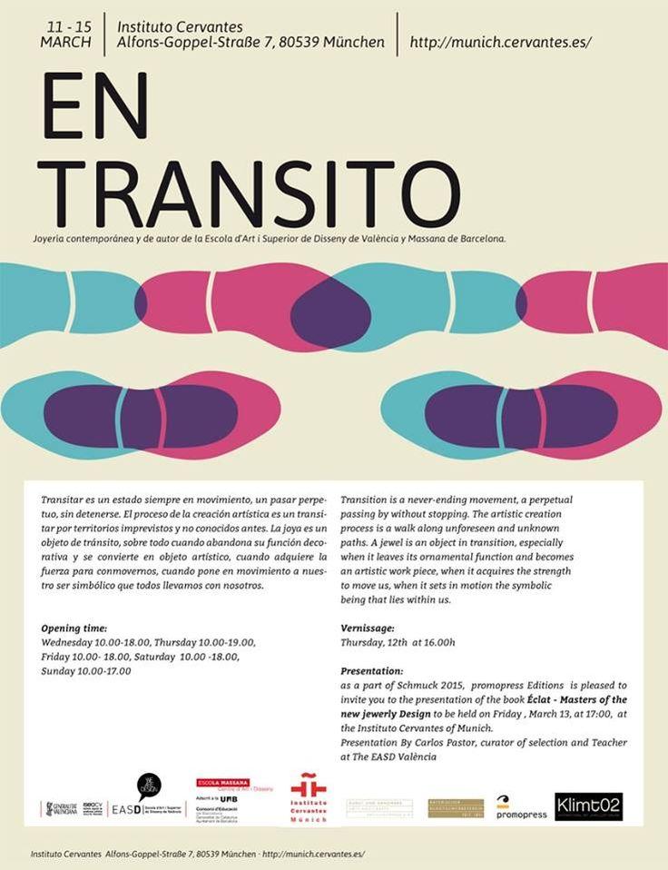 En Tránsito. EASD València and Escola Massana