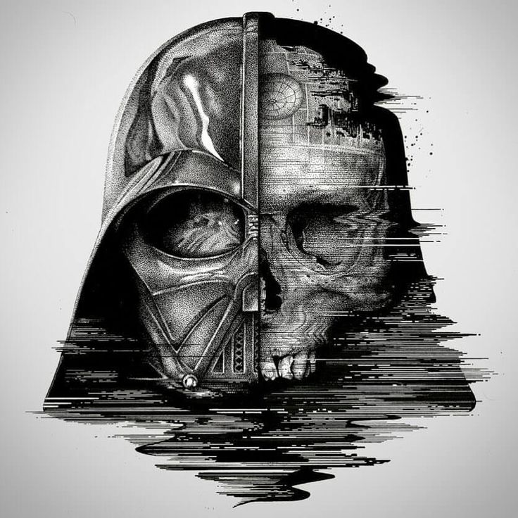 Death Vader by Paul Jackson