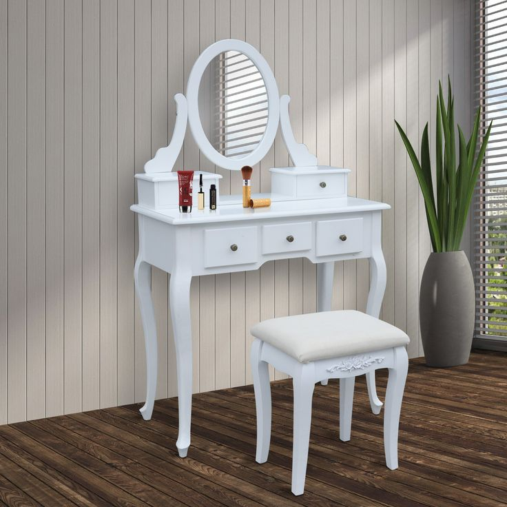 17 meilleures id es propos de commode de maquillage sur. Black Bedroom Furniture Sets. Home Design Ideas