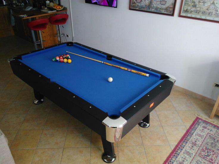 Tavoli da gioco panno blu