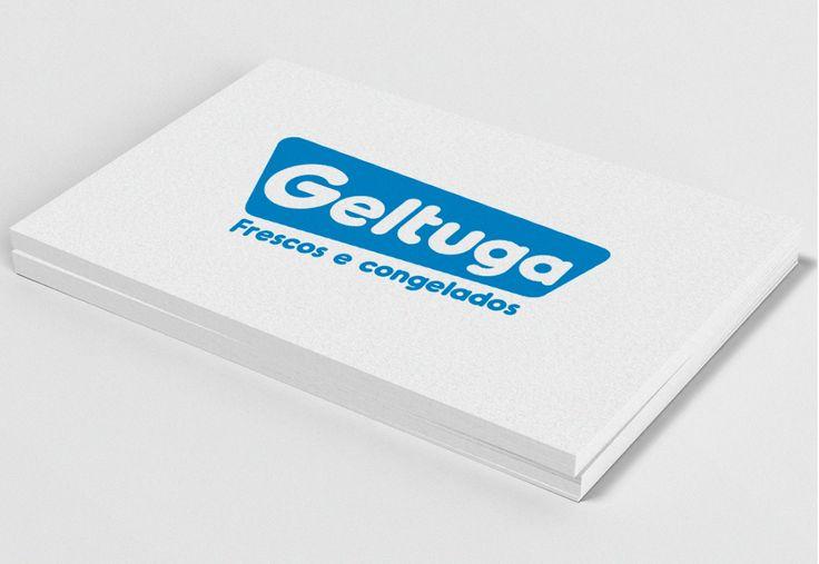 Desenvolvimento de imagem corporativa para a Geltuga.