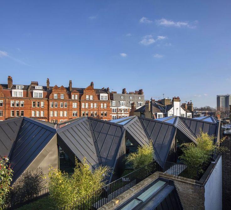 Ansdell Street, City of London, 2016 - Studio Seilern Architects