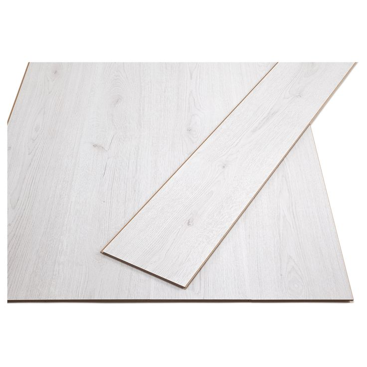 TUNDRA Laminated flooring - IKEA white laminate for the bedroom for a dreamy feel?
