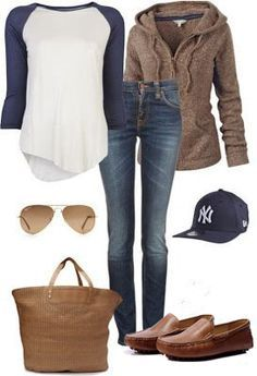 women baseball game outfit