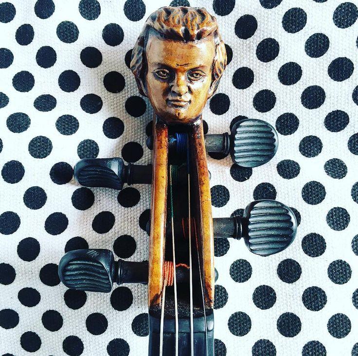 Portrait of my life  ____________________________ #violin | #violino | #violinist | #violinlife | #violingirl | #skrzypaczka | #skrzypce | #muzyka | #geige | #fiddle | #musicaclassica | #instrument | #instaclassical | #bestmusicshots |  #soloist | #virtuoso | #stringmusician | #violinsolo | #jj_musicmember | #classicfm | #talentedmusicians | #instamusiciansdaily | #skrzypczyni | #dots | #polkadots | #shotwithlove | #lovely_squares_1