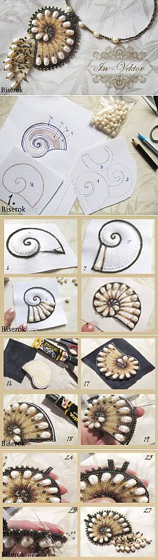 #DIY Vintage Necklace