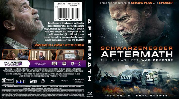 Aftermath Blu-ray Custom Cover | Custom BD Cover Designs ...