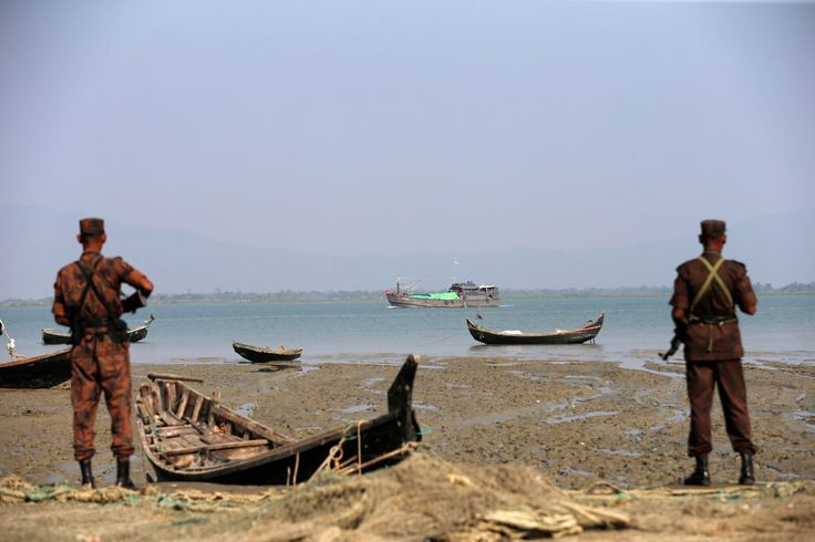 Rohingya are fleeing a scorched-earth campaign in Burma. #Bangladesh is sending them back.