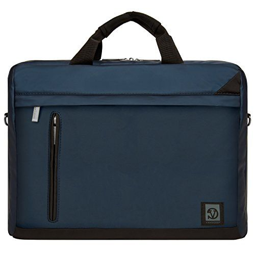 VanGoddy+Compact+Design+Messenger+Briefcase+Backpack+for+ASUS+ZenBook+/+ROG+/+Toshiba+Satellite+/+Samsung+/+MSI+series+12.2+13.3+14+15.6+inch+Win+10+Chrome+Windows+OS+X+Laptop