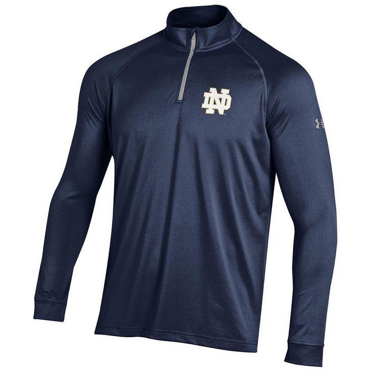Men's Under Armour Notre Dame Fighting Irish Tech Pullover, Size: Medium, Multicolor