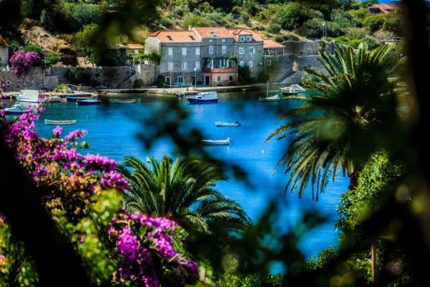 Kolocep near Dubrovnik