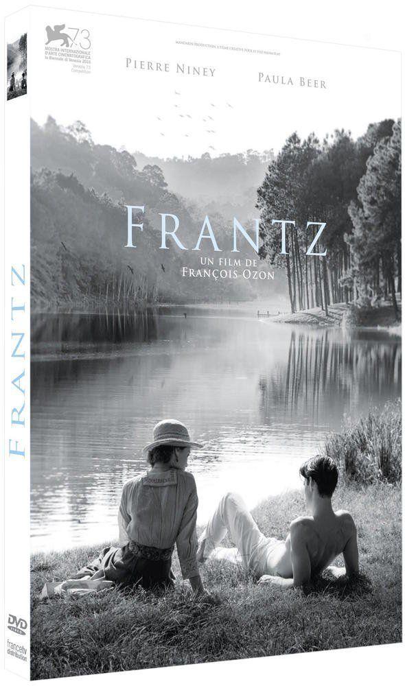 FRANTZ (dvd)  Pierre Niney (Acteur), Paula Beer (Acteur), François OZON (Réalisateur)   Classé: Tous publics