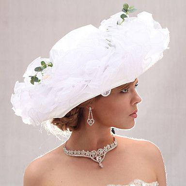 Cappello di velo Шляпка с фатой