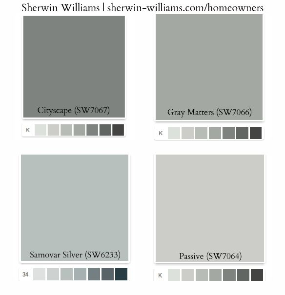 21 Best Images About Sherwin Williams Passive On Pinterest