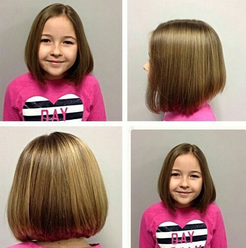 short hair cuts kids