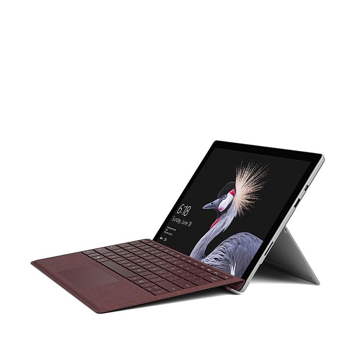 "2017 Microsoft Surface Pro 12.3"" HD, Intel Core i5 256GB Windows 10 Tablet with Type Cover Keyboard and 1-Year Subscription to Office 365 Personal ..."