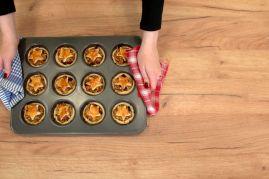 S Luckou v kuchyni: Jablečné koláčky