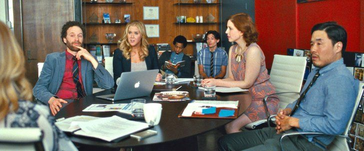 Pin for Later: 13 Famous Comedians in Trainwreck — Besides Amy Schumer Jon Glaser, Vanessa Bayer, and Randall Park