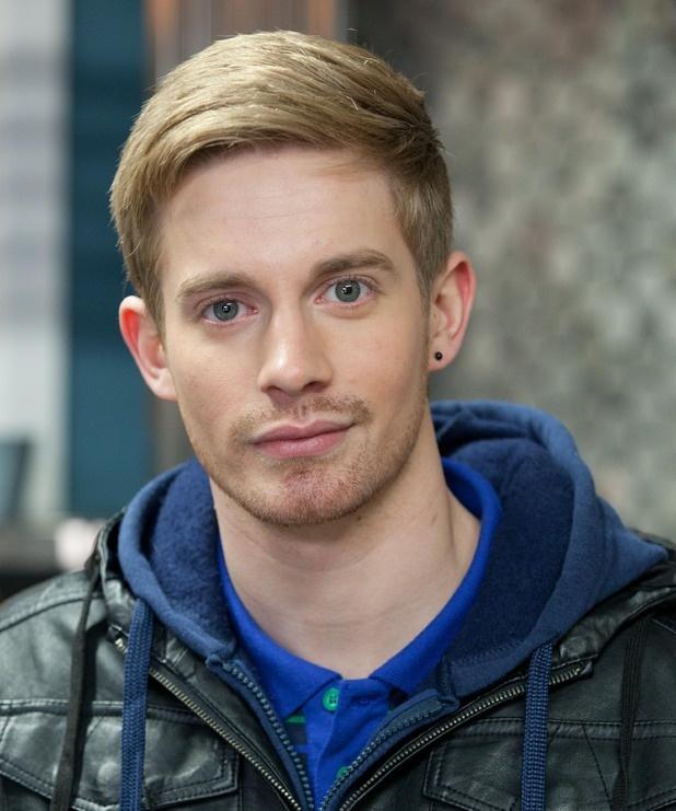Elliot Balchin as Kevin in Hollyoaks