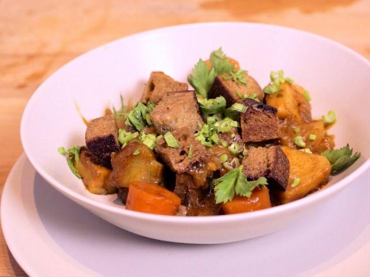 Kış Sebzeli Dana Yahni Tarifi | Mutfak İnsanları