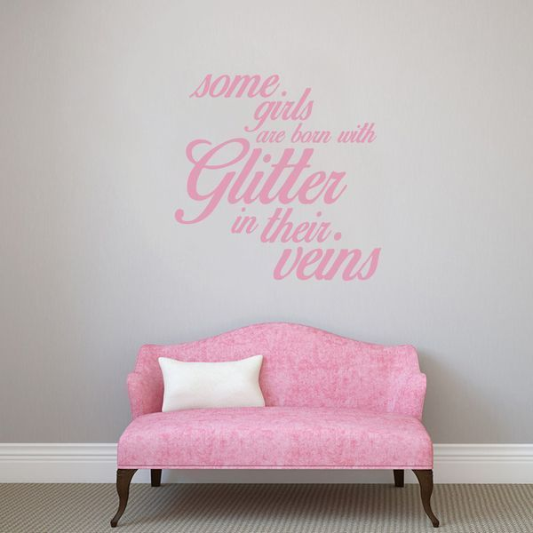 Image result for pink glitter paint for walls #GlitterBedroom