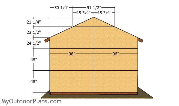 16x24 Pole Barn Roof Plans Myoutdoorplans Free Woodworking Plans And Projects Diy Shed Wooden Playhouse Pergola Bbq Pole Barn Plans Pole Barn Barn Roof