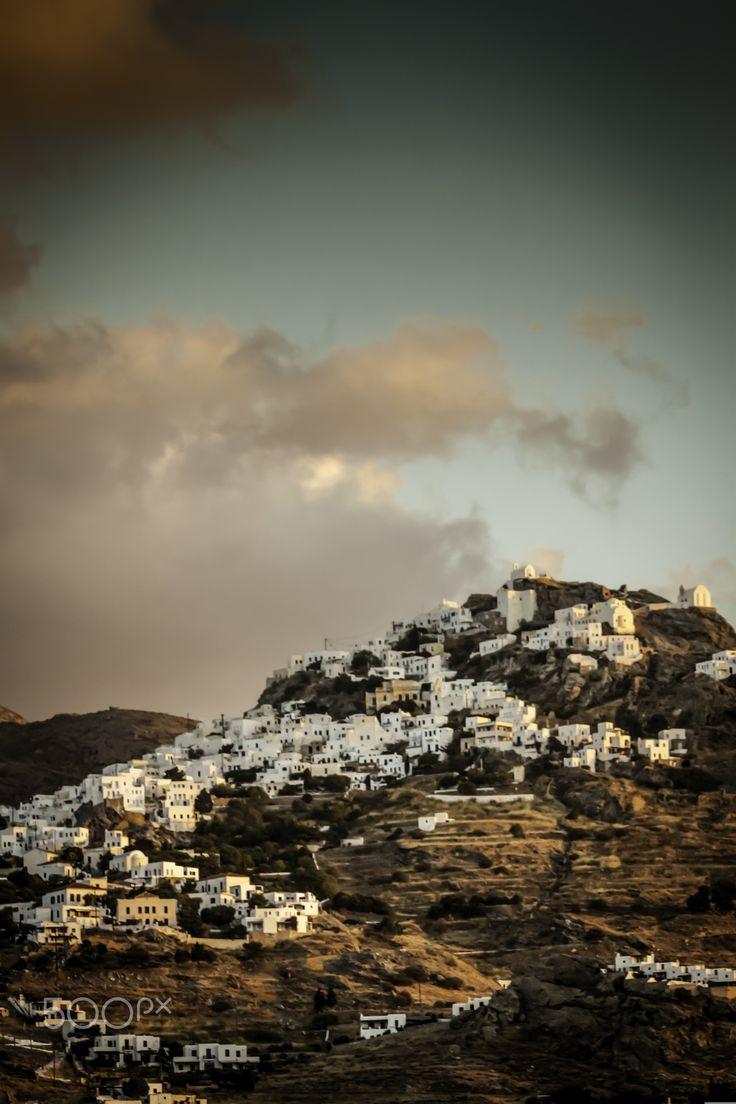 Hora, Serifos Island, Greece