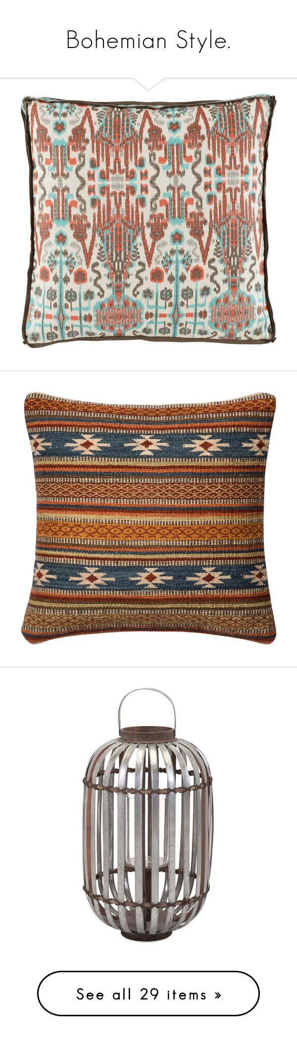 Shop home decor chevron stripes pillow from shop home decor - By Zincdoor Liked On Polyvore Featuring Home Home Decor Throw Pillows Ikat Throw Pillows Plush Throw Pillows Lacefield Designs Inspirational Home