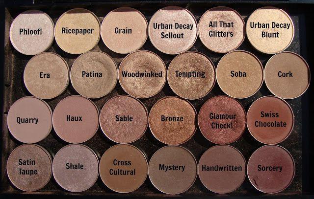 Toen ik net met Glamourista begon, had ik een palette met enkele MAC-oogschaduws (die we toen zelf pressten met de pigments, onder andere) maar met het verstrijken van de tijdvond ik MAC niet zo'n supergeweldig merk meer: er waren andere – budgetvriendelijkere – merken die vaak zelfs betere oogschaduw hadden. Dus verkocht ik mijn oude palette. Ondertussen heb ik een nieuw palette in mijn make-up vanity liggen omdat ik graag een eigen palette wil samenstellen (en van mijn Inglot-palette ben…