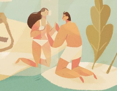 Editorial Illustrations from 2015