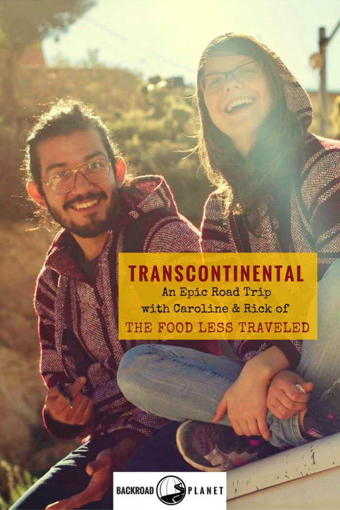 On a drive to Canada from Mexico, two entrepreneurs are set to film a video series about local farmers and food businesses they encounter along the way. Catch the Backroad Planet interview! via @backroadplanet