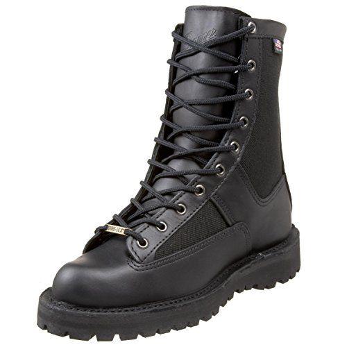 Men s uniform boots 4