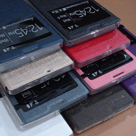 Flip Cover View Merk Original for Nokia XL